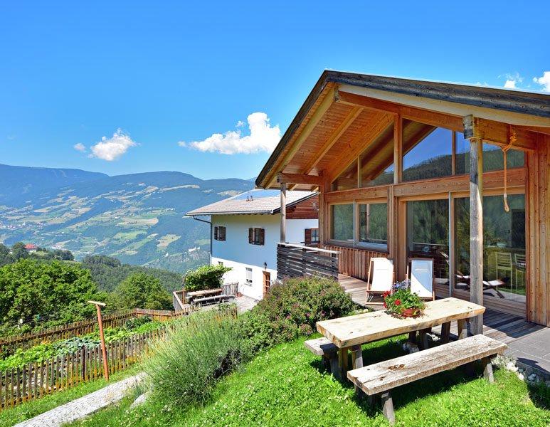 Urlaub auf dem Bauernhof im Eisacktal - Südtirol