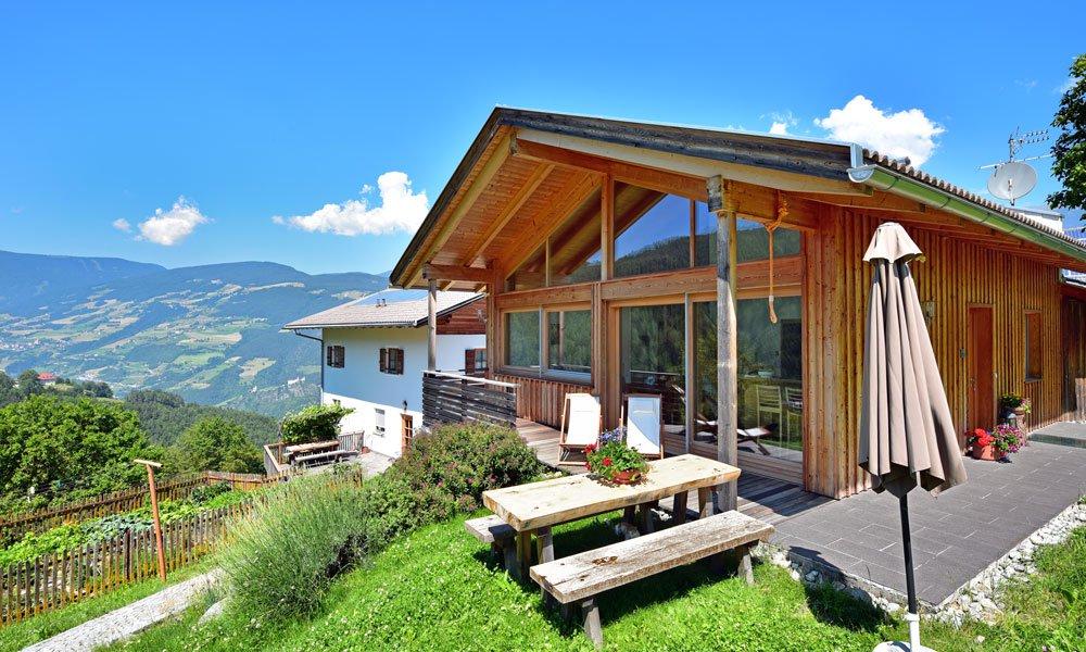 Das Ferienhaus Südtirol auf dem Feilerhof