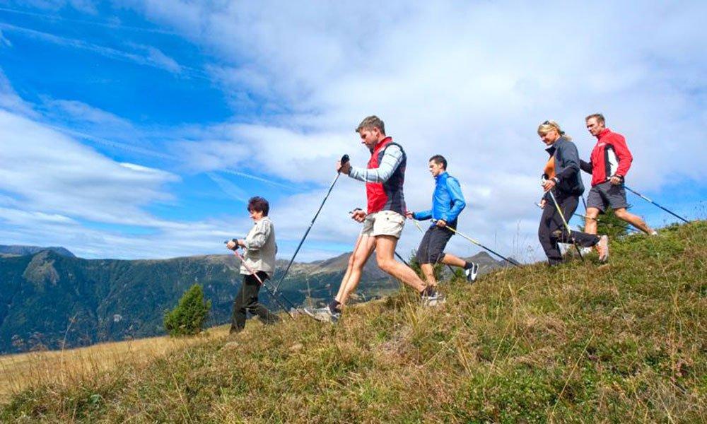 Urlaub in Klausen: den Sommer aktiv erleben