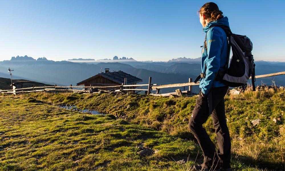 Vacanza escursionistica nelle Dolomiti: per turisti attivi